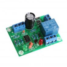 Модуль контроллер уровня жидкости 9-12V AC/DC 60x45 мм