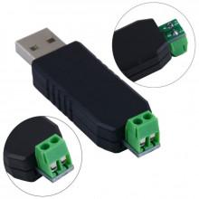 Конвертер - преобразователь интерфейса USB - RS485