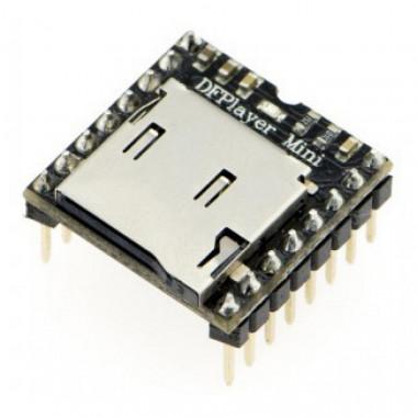 DFPlayer mini MP3 модуль плеер для контроллера Arduino