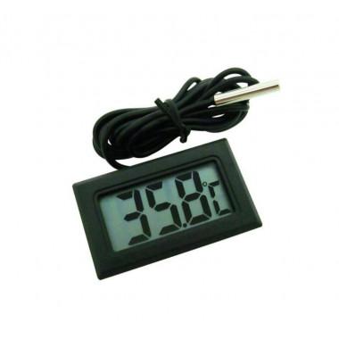 Цифровой термометр с выносным датчиком 1 м