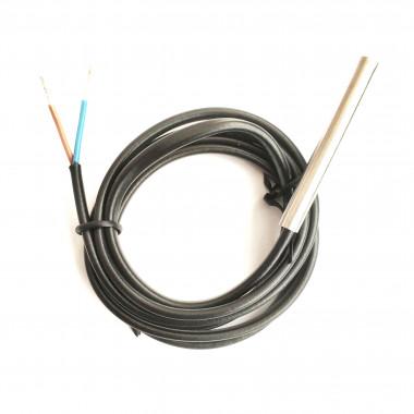 NTC 20K 6 x 50 мм Датчик температуры кабель 1 метр