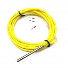 Pt1000 датчик температуры 4 х 50 мм кабель 2 метра