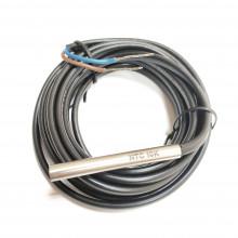 Универсальный датчик температуры NTC 10K для теплого пола диаметр 6 мм (кабель 3 метра)